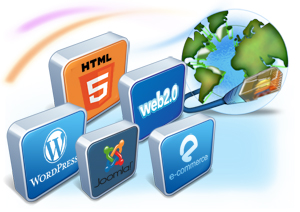 web page image